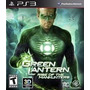 Green Lantern Rise Of The Manhunters Nuevo Playstation Ps3