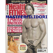 Sebastian Rulli Aleida Nuñez Health&fitness Junio 2006