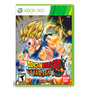 ¡¡¡ Dragon Ball: Ultimate Tenkaichi Para Xbox 360 En Wg !!!