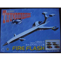 Serie Tv 60´s Los Thunderbirds / Fireflash Armar Esc 1/350