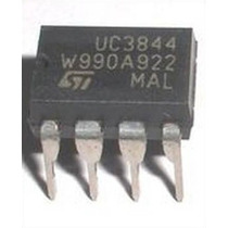 Set De Tres Circuitos Integrados Uc3844 100% Originales