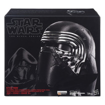 Star Wars Kylo Ren Deluxe Casco Black Series Pedido Especial