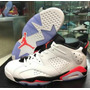 Air Jordan 6 Retro Low  White Infrared