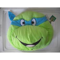 Mochila/backpack Tortugas Ninja Leonardo, Americana!!
