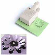 Scrapbook Perforadora Martha Stewart Punch Margarita Flor