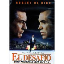 Dvd El Desafio ( A Bronx Tale ) - Robert De Niro