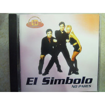 El Simbolo Cd No Pares
