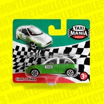 Taxi Mania Taxi Chevy Df Tipo Hot Wheels