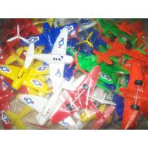Gcg Lote De Aviones Plastico Segunda Guerra Mundial 50 Pzas