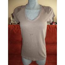 Preciosa Blusa Loft By Ann Taylor 100% Algodon Talla M
