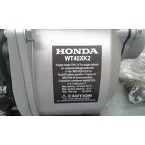 Bomba Para Agua Marca Honda