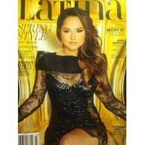 Becky G Jenni Y Rosie Rivera Revista Latina