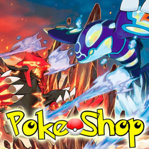 Pokemon X Y Oras Evento Gloria Ball, 192 Pokes, Volcanion