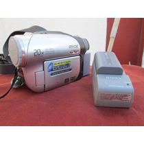 Video Camara Mini Dvd Sony Handycam