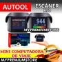 Escaner Diagnostico Automotriz Autool X50 Obd2 A Color Gauge