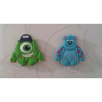 Imanes Refrigerador Monsters Inc. University Mu Mike Sully