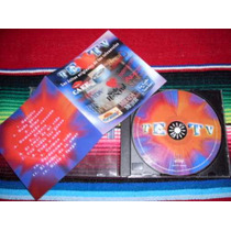 Cd / Te Amo Tv - Los Exitos Originales De Telenovelas - Vbf