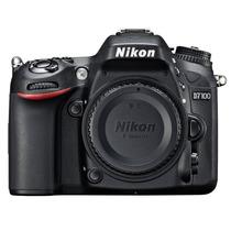Camara Nikon D7100 24.1 Mp Formato Dx Nueva Blakhelmet Sp