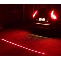 Luz Led Laser Anticolision Autos Motos Seguridad Fz16
