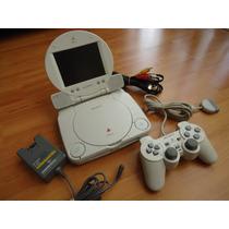 Playstation 1 Psone Con Pantalla Original Completo Aprovecha