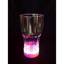 50 Vasos Luminosos Vaso Con Luz Iluminado Fiestas Eventos