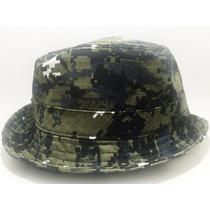 Sombrero Táctico Militar Tipo Guiligan Pixelado