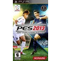 Pro Evolution Soccer 2013 Pes 13 Psp Con Portada Y Manual