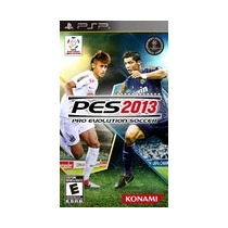 Caja, Portada Y Manual Pro Evolution Soccer 2013 Pes 13 Psp