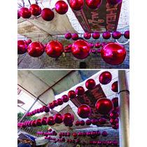 Esferas Para Eventos O Navidad De Fibra De Vidrio 500 Colors