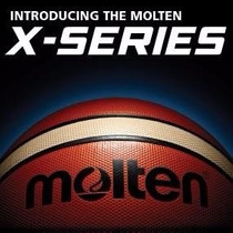 Balon De Basketball Molten Gl6x Categoria Femenil De Piel