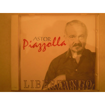 Astor Piazzolla Cd Libertango Made In Brazil