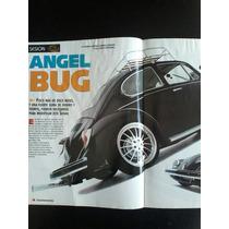 Vochomania Ángel ¡estilo Bug Hi Tech! N°236