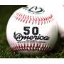 Pelota América 50t (infantil) Docena 81/2 Oficial Beisbol