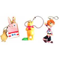 Set Strap Winnie Pooh & Usavich & Pretty Cure Y1102 8