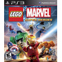 Lego Marvel Super Heroes Ps3 .: Ordex :.