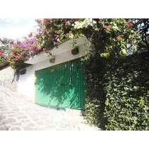 Casa Sola En Barrio San Miguel ,ni?o Artillero