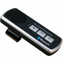 Bluetooth Universal Para Auto Manos Libres Altavoz