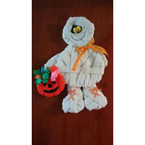 Figuras En Fieltro (halloween, Navidad, Etc)