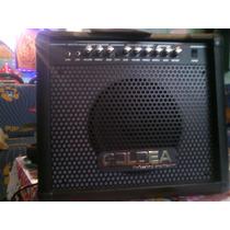 Amplificador Para Guitarra Electrica Marca Goldea Gf-40, 40w