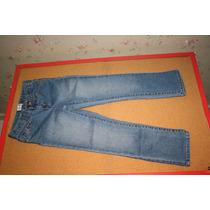 Pantalon De Mezclilla 6-7 Años Niño Children´s Place