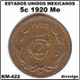 5 Cent 1920 Mo Eum
