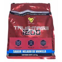 Proteina True Mass 1200 Bsn 10.25 Lb - Sabor Vainilla