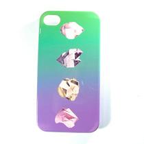 Cubiertas Para Iphone 4 Y 4s Colored Stones