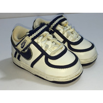 Nike Air Force One Low Bebe 10 Cm Muy Bien Tratados Original