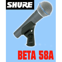 Microfono Profesional Shure Beta58a Fdp