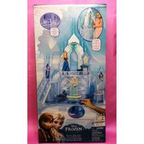 Frozen Original Castillo De Hielo Grande Nuevo Sin Abrir