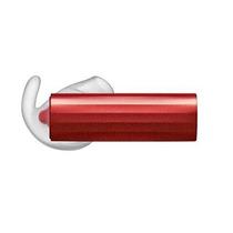 Era Por El Jawbone Bluetooth Headset - Red Streak - Empaquet