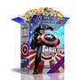 Kit Imprimible Capitan America - Decoraciones Cajitas Fiesta