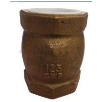 Válvula De Retención Vertical 2 Pulg Bronce Clase 125 Urrea