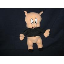 Peluche De Personaje De Porky